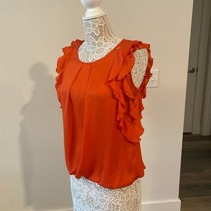 Beautiful Short Sleeve Blouse